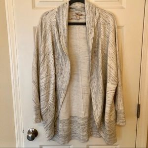 Forever 21 cocoon space dyed cardigan size L